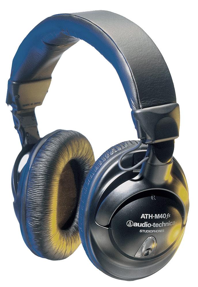 Recording Tools - AUDIO-TECHNICA ATH-M40fs
